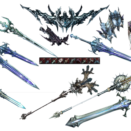 [Weapon] Light Weapon
