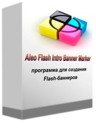 Aleo Flash Intro Banner Maker 4.0