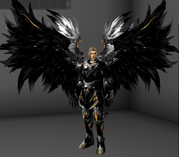 Бесплатно скачать [Armor, Wings, Helmet] Pack NoControl Armor, Helmet, Wings