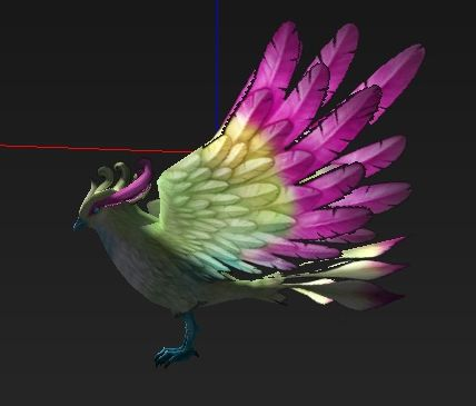 [NPC] Illusion Dove